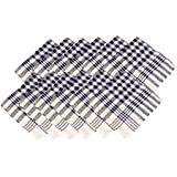 Ketsaal soft cotton Multipurpose Kitchen napkins Table Wipes absorbent skin friendly(Pack Of 6)