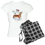 CafePress Women's Light Pajamas - Dachshund Women's Light Pajamas
