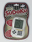 Pro Sudoku - White Electronic Handheld Game by Kid Galaxy