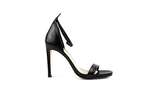 itScarpe Nero Sandalo 284 40NeroAmazon E Pelle Chantal Borse IE92WDHY