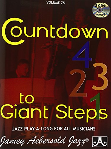 Vol. 75, Countdown To Giant Steps (Book & CD (Willis Step)