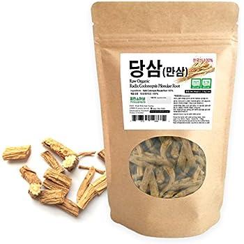 [Medicinal Korean Herb] Radix Codonopsis Pilosulae Root ( Dangshen / 당삼 ) Dried Bulk Herbs 4oz ( 113g )