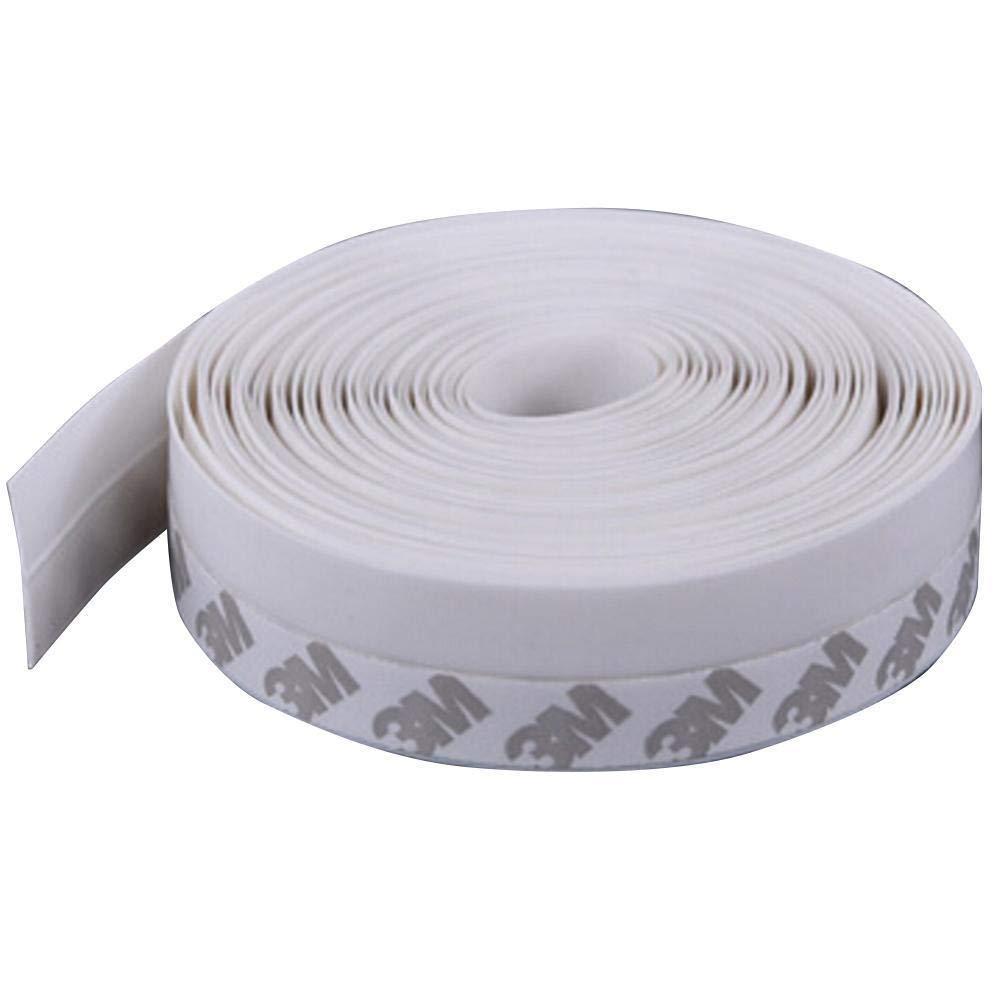 45 millimetri Auto AdhesiveType Schiuma striscia della guarnizione impermeabile antivento in gomma Window Seal Incollare Articolo tenuta Striscia