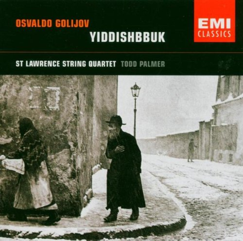 Golijov: Yiddishbbuk - String Quartet Members