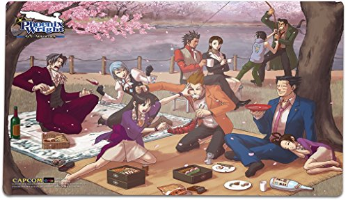 Ace Attorney: The Picnic Mouse Pad Playmat (24