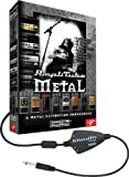 Ik Multimedia Amplitube Metal Studio Software/ Stealthplug Usb Audio Interface Package