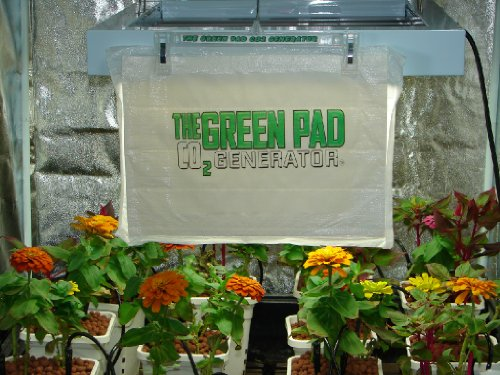 Green Pad Co2 Generator, 5 Pack image