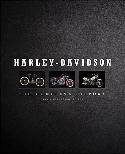 Pdf Transportation Harley-Davidson: The Complete History