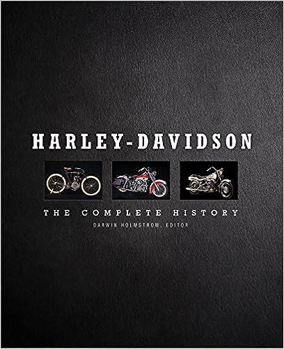 《哈雷戴维森:完整的历史》