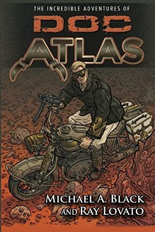 book cover of The Incredible Adventures of Doc Atlas