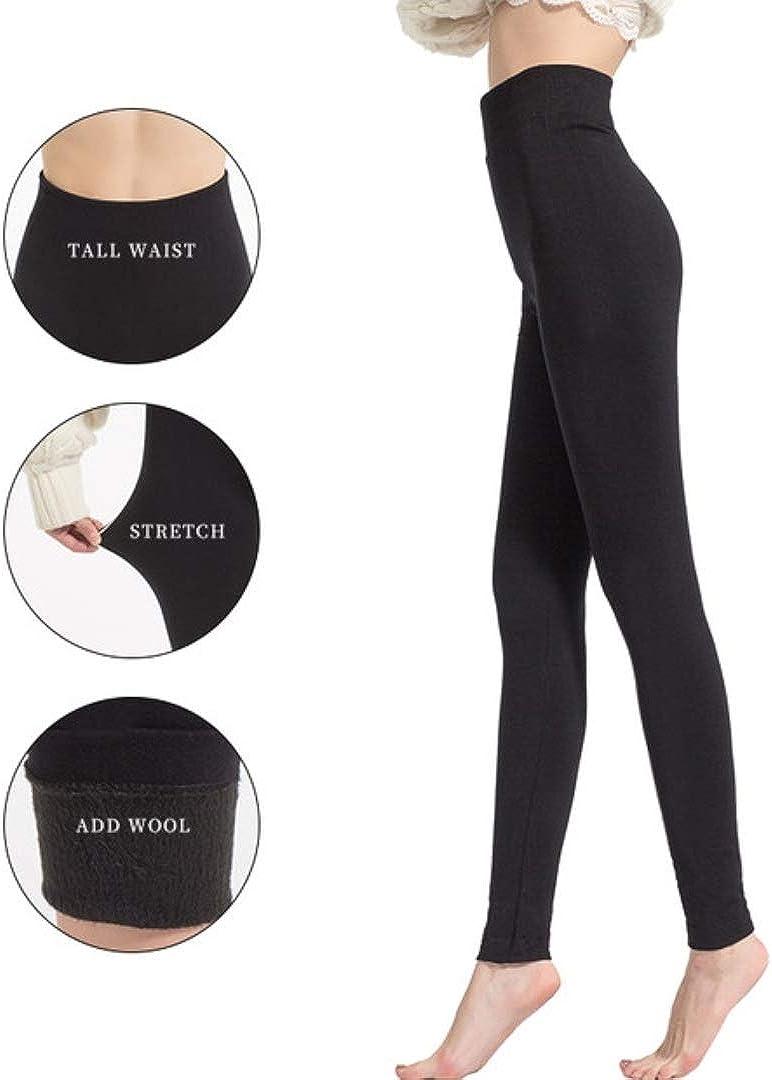 Cardigo Womens Fur Warm Fitness Sport Leggings Winter Fleece Legging Pants