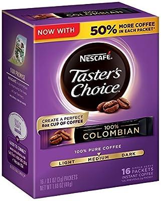 Nescafé Taster's Choice Instant Coffee from Nescafe Taster's Choice