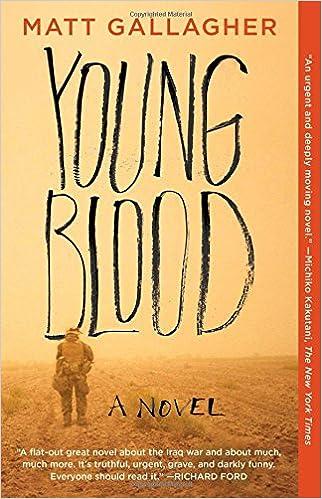 Youngblood: A Novel: Matt Gallagher: 9781501105753: Amazon