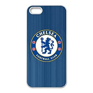 IPhone 5,5S Phone Case for Classic Theme Chelsea logo pattern design GCTCLA980278
