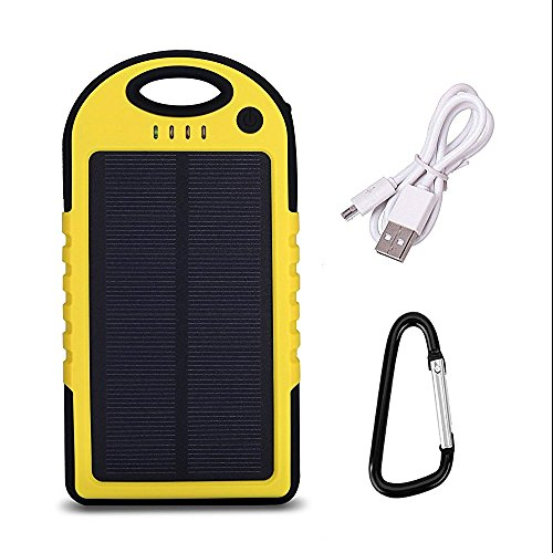 Solar D Cell Battery Charger - 3