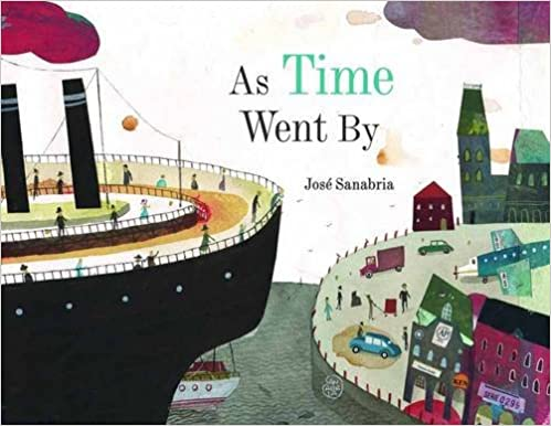 cover of as time went by