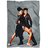 Westlake Art - Dance Arts - Fleece Blanket - Picture Photography Soft Fuzzy Home Bedroom Living Room Decor Throw Lightweight Cozy Plush Microfiber Bed Couch - 60x80 Inch (66EB1)