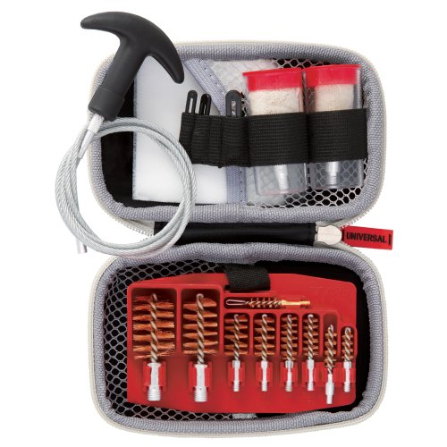 Real Avid Gun Boss Universal Cable - 12 & 20 gauge, .17 - .45 caliber pull-through gun cleaning kit