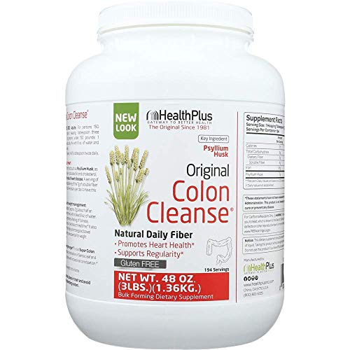 Health Plus Inc. The Original Colon Cleanse, 48 Ounces