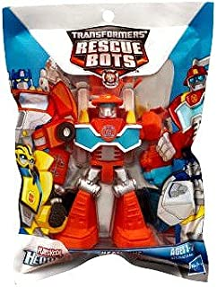 Transformers Rescue Bots Single Figure Packet   Heatwave