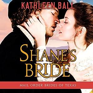 Shane's Bride Audiobook