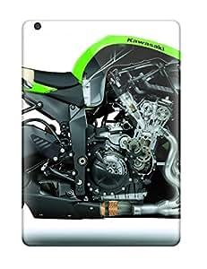 New Style Tough Ipad Case Cover/ Case For Ipad Air(kawasaki Motorcycle) 3478691K56865790