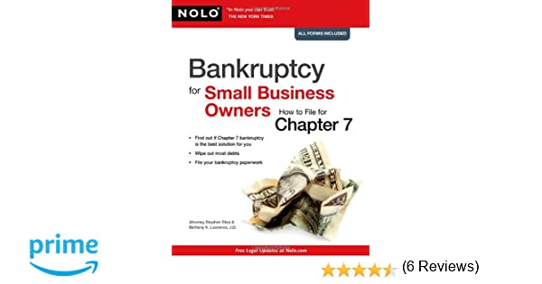 Bankruptcy for Small Business Owners: How to File for Chapter 7 ...
