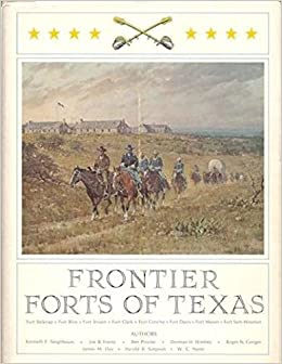 forts in texas
