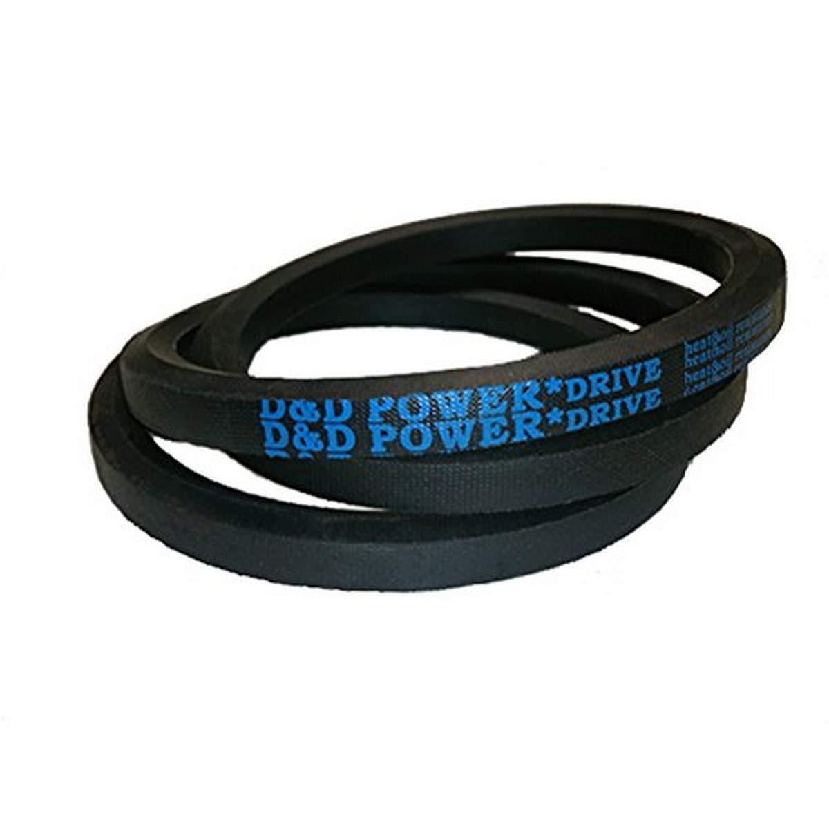 D/&D PowerDrive 724301 CLAAS Replacement Belt Rubber 111 Length 1 Band 111 Length