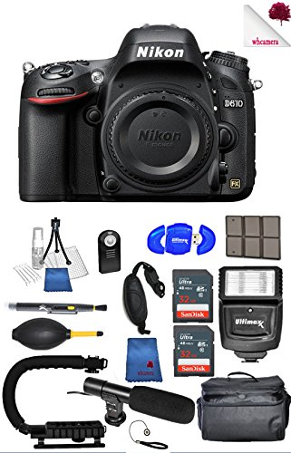 nikon-d610-243-mp-fx-format-dslr-camera-body-only-1540-usa-full-accessory-bundle-package-deal