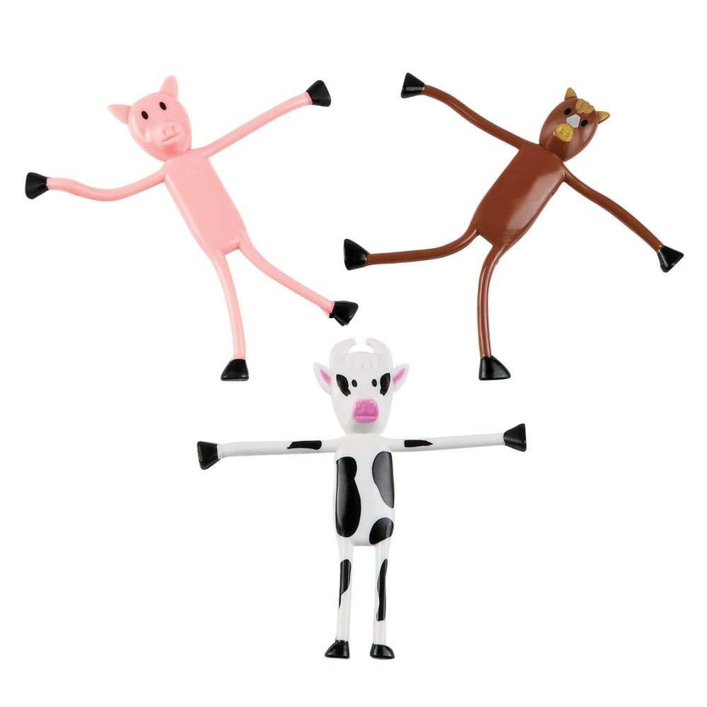 Farm Animal Bendables by Fun Express
