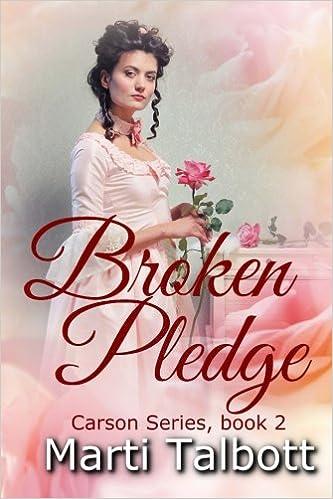 Book Broken Pledge: Carson Series, Book 2