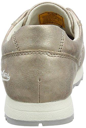 687560 Braun Damen 38ml209 by Dockers Gerli Bronze Sneaker 560 p7YqIvzxw