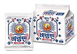 korea Paldo Bibim myun Cold Noodle instant ramen spicy sauce 5packs (limited edition) 팔도 네넴띤