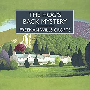 The Hog's Back Mystery Audiobook