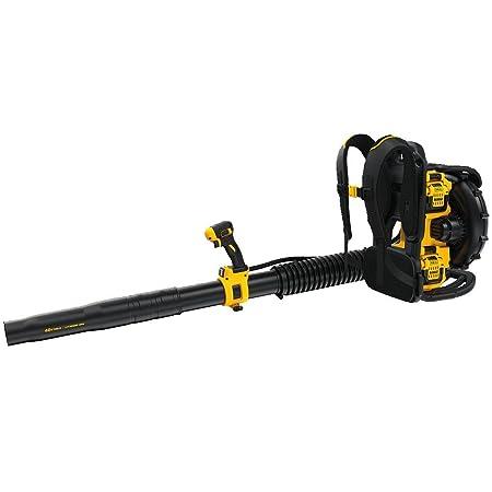 4. DeWalt DCBL590X1 40V MAX Cordless Lithium-Ion XR Brushless Backpack Blower Kit
