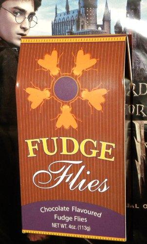 Harry Potter Honeydukes Chocolate Fudge Flies Candy