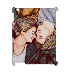 Custom AXL393168 Hard Anti-Scratch Phone Case For Ipad 2,3,4 3D Cover Case w/ The Fault In Our Stars