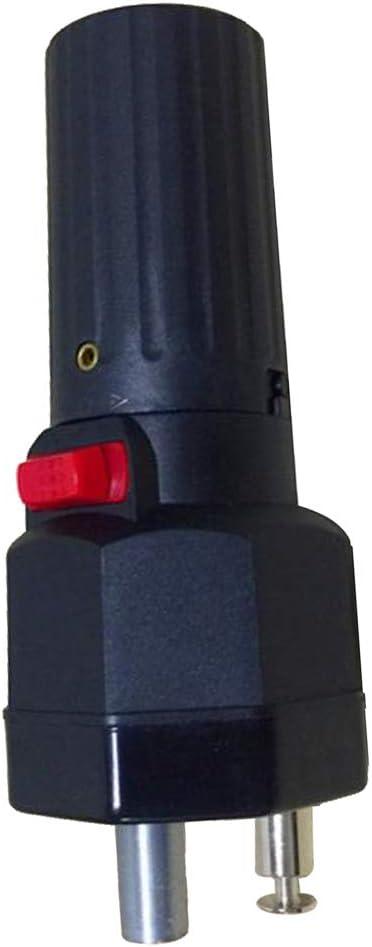 Elektro Rotator Grillmotor für BBQ Grillspießmotor Braten Halterung Zubehör