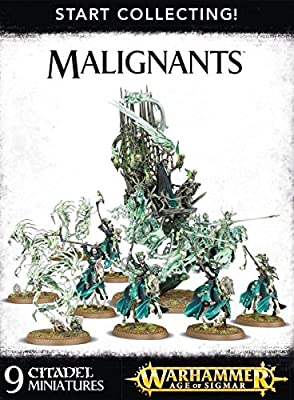 Games Workshop Age of Sigmar Start Collecting! Malignants by Games Workshop