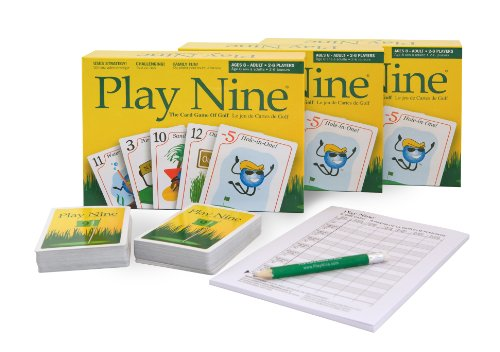 golf 6 card game - 3