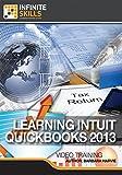 Learning QuickBooks 2013 [Online Code]