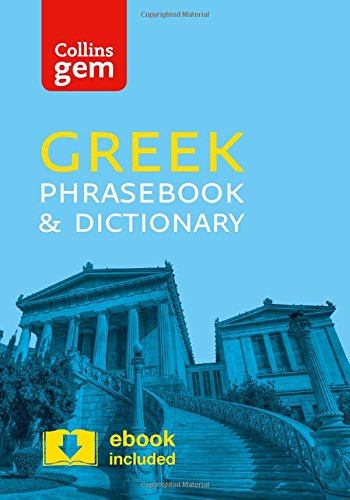 Collins Gem Greek Phrasebook & Dictionary