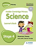 img - for Hodder Cambridge Primary Science Learner's Book 4 book / textbook / text book