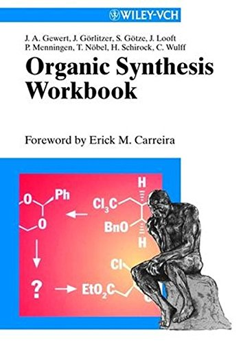 Organic Synthesis Workbook by Wiley-VCH