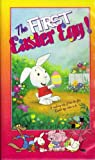 First Easter Egg [VHS]