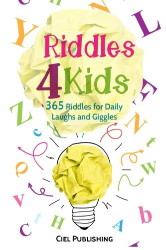 Riddles For Kids: 365 Riddles for Daily Laughs and Giggles (Riddles, Brainteasers, Puzzles) pdf