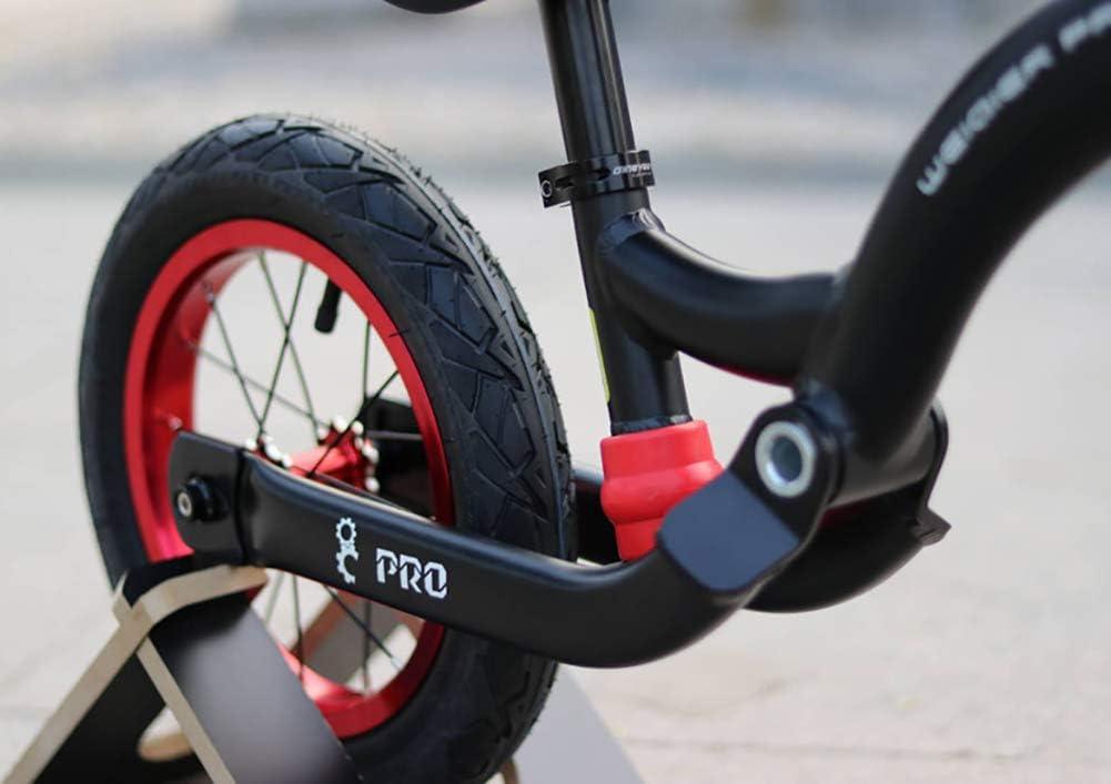 Lhh Ultraligero Niños Balance Bicicleta Sin Pedal Asiento ...