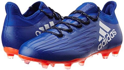 2 Fútbol FG Azul X Adidas para Hombre Zapatos 16 ECFwq