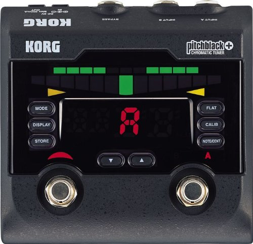 Tuner Board - Korg Pitchblack Chromatic Tuner